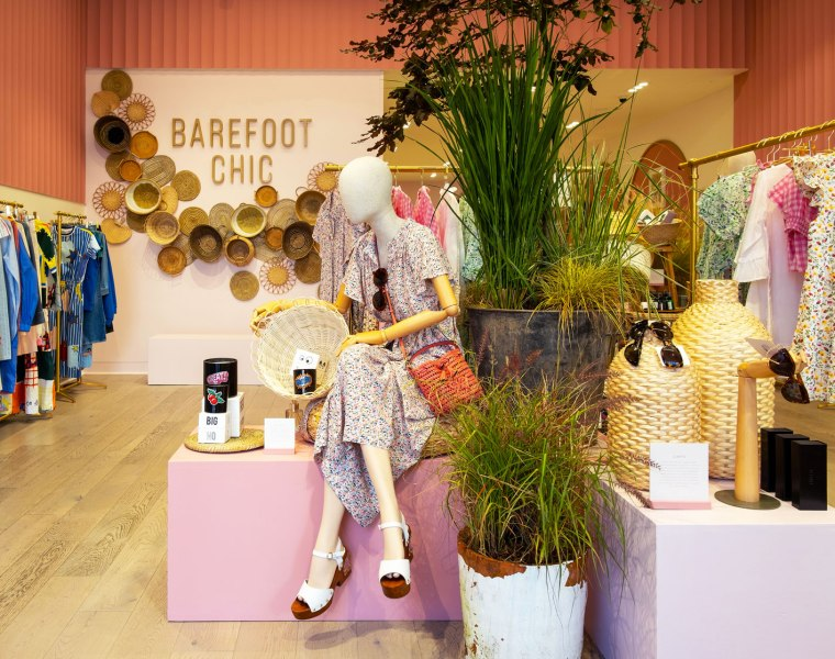 Get Your Barefoot Chic On At Bicester Village
