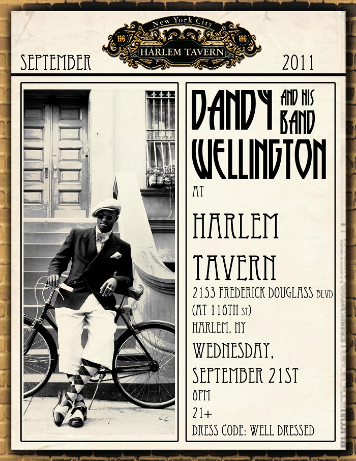 Dandy Wellington