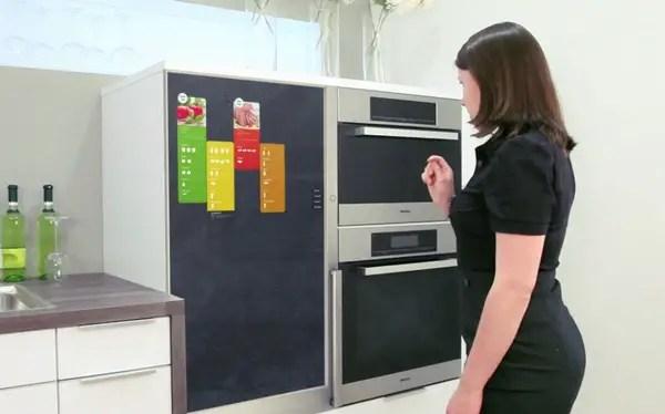 Refrigerator of the future