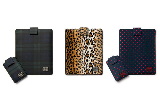 Head Porter iPad and iPhone Cases