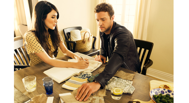 Justin Timberlake Home Collection