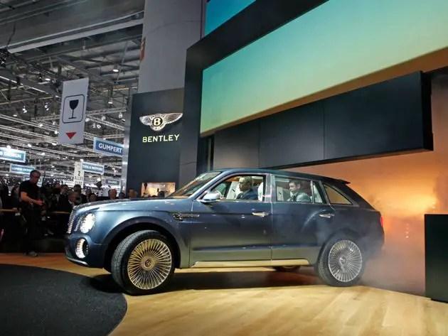 Bentley EXP 9 F on LuxuriousPROTOTYPE.com Men's Lifestyle Online Magazine