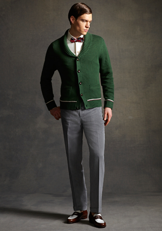 Great Gatsby-Brooks Brothers
