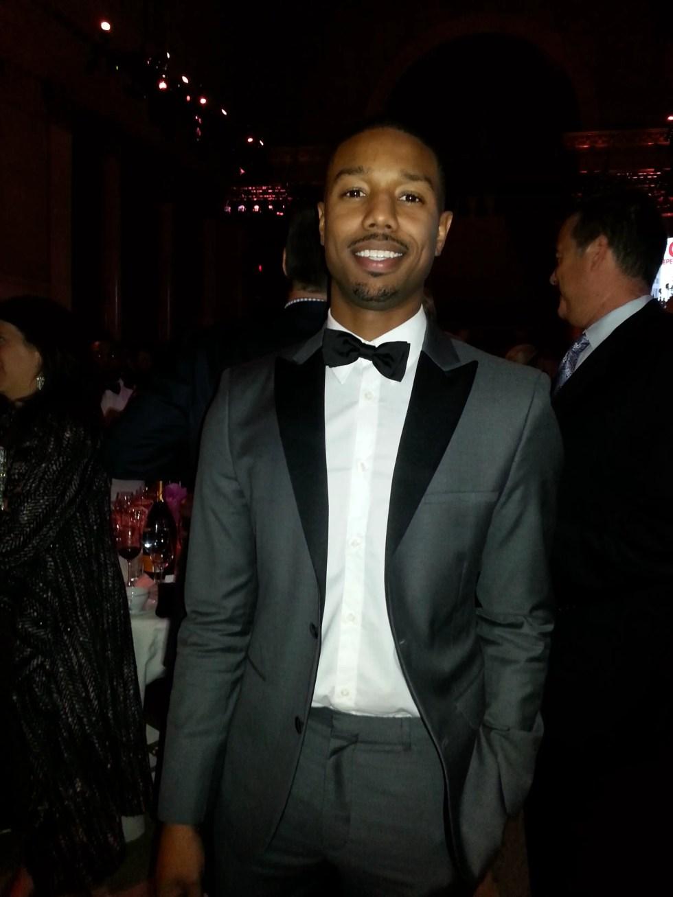 Michael B. Jordan Gotham Awards