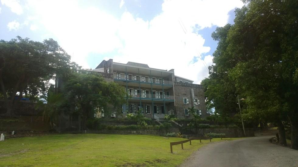Bath Hotel Nevis