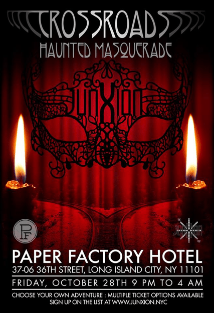 Halloween Paper Factory