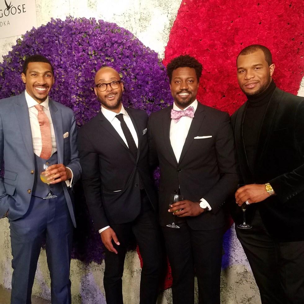 Jamar Bogan, Curtis Young, Phaon Spurlock, Anwarii Musa