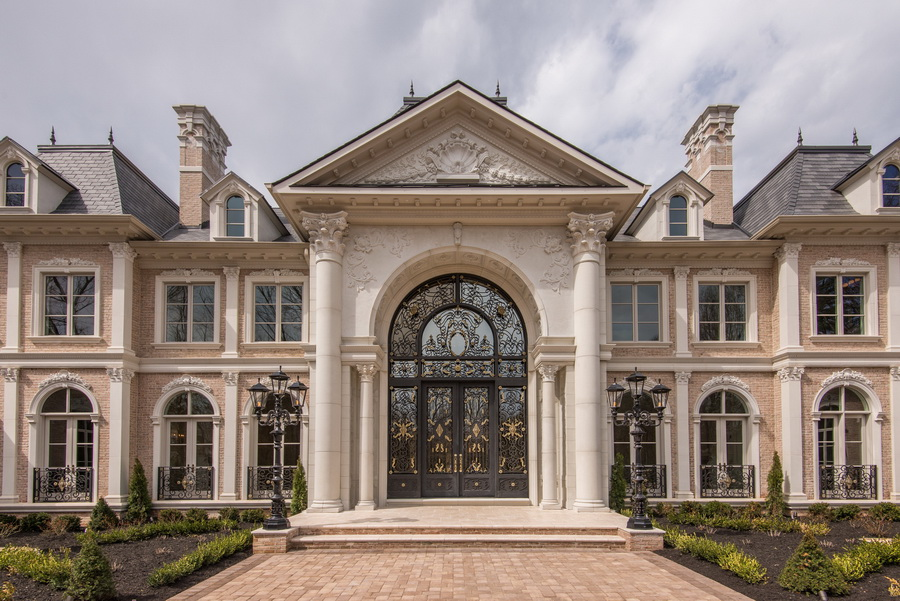 This Outstanding Award Winning Home Mansion Is An