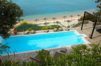 hotel eagles palace halkidiki pool - Die exklusivsten Luxushotels Griechenlands