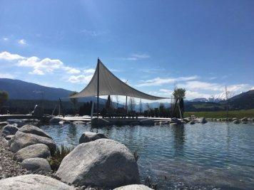 Sonnenhof winkler hotel pustertal Suedtirol wellness urlaub familienhotel test kronplatz outdoor berge 012 pool 95 - Der Lanerhof - Wellness, Gourmet & Sport in Südtirol