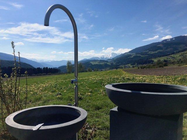 Sonnenhof winkler hotel pustertal Suedtirol wellness urlaub familienhotel test kronplatz outdoor berge 012 pool 9733 - Der Lanerhof - Wellness, Gourmet & Sport in Südtirol