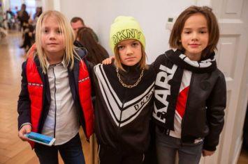 Designer Kindermode Kinderbekleidung KidsFashionShow 13 - Designer-Kinderkleidung bei der Prisco Project Kids Kindermodenschau in München
