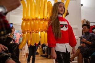 Designer Kindermode Kinderbekleidung KidsFashionShow 2 - Designer-Kinderkleidung bei der Prisco Project Kids Kindermodenschau in München
