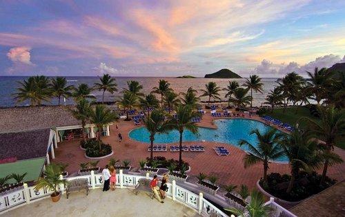 St Sandals Night Grande Lucia Resort