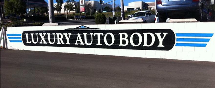 Luxury Auto Body Shop