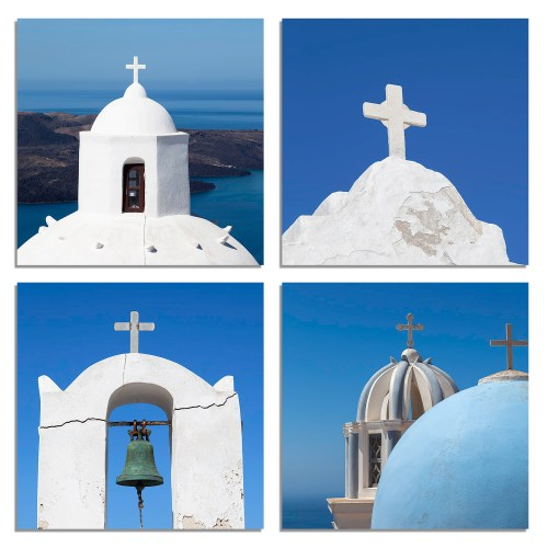 churches- Accent 4- pack . The Shop at Tradewinds Travel Photography