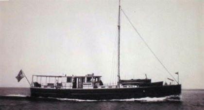 1932 John Waynes First Yacht Boats Yachts For Sale