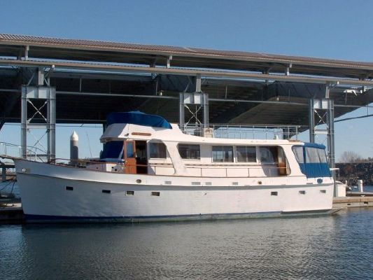 1969 Grand Banks Flush Deck Motor Yacht Boats Yachts For
