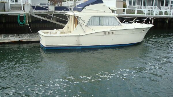1970 Hatteras 36 Convertible Boats Yachts For Sale