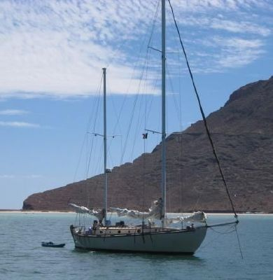 1974 Bluewater Yachts Ingrid 38 Boats Yachts For Sale