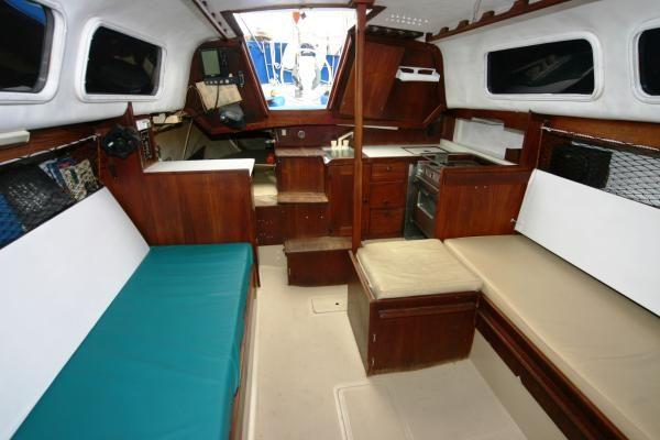 1977 CAL 34 MK III Boats Yachts For Sale