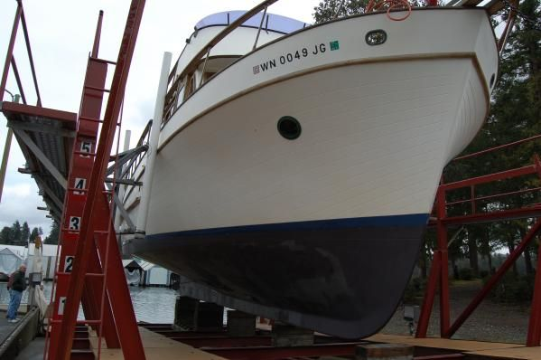1978 HudsonDefever Trawler Boats Yachts For Sale