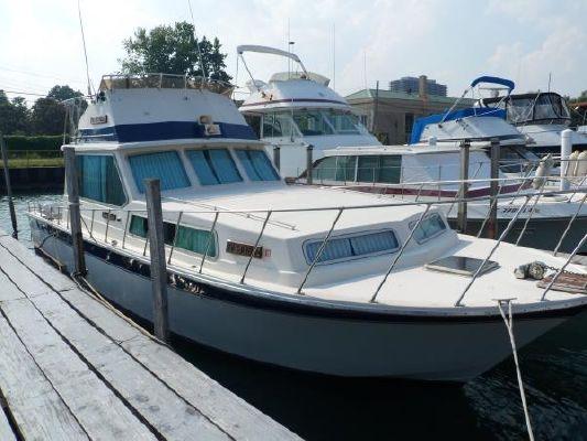 1979 Burnscraft 40 Motoryacht Boats Yachts For Sale