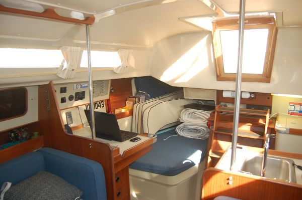 1981 CampC 36 Boats Yachts For Sale