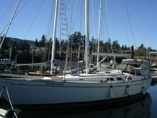 1981 Fraser 41 Offshore Boats Yachts For Sale