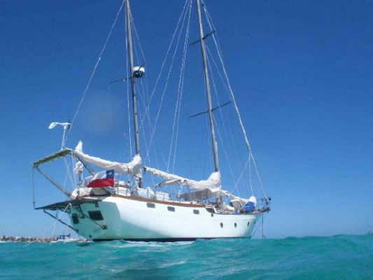 1982 Bluewater Yachts Vagabond 47 Boats Yachts For Sale