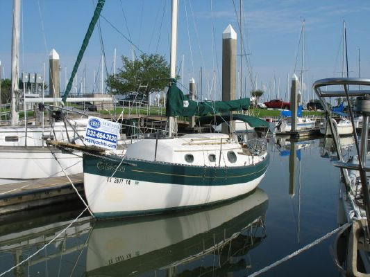 1982 Pacific Seacraft Flicka 20 Boats Yachts For Sale