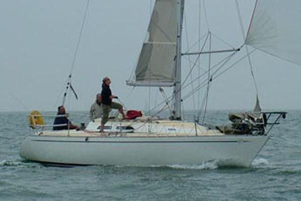 1984 Contessa 33 Boats Yachts For Sale