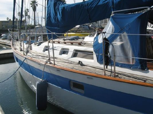 1984 Norseman 447 Boats Yachts For Sale