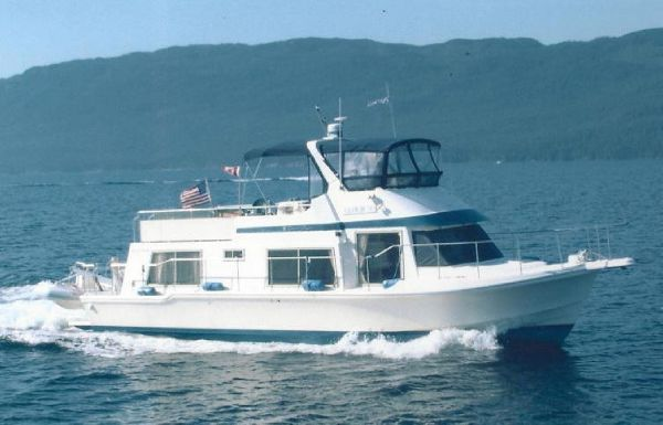 1985 Chris Craft Yacht Home Boats Yachts For Sale