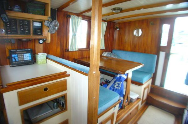 1985 Monterey Clipper Trawler Boats Yachts For Sale