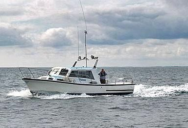 1988 Aquabell Sportsman 33 Boats Yachts For Sale