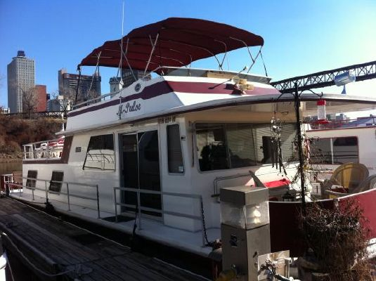 1988 Gibson HOUSEBOAT Boats Yachts For Sale
