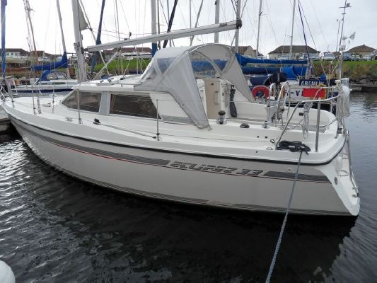 1990 Moody Eclipse 33 Boats Yachts For Sale