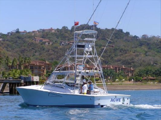 1993 Custom Express Sportfish Eagle Express Boats Yachts