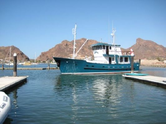 1996 Custom North Sea Trawler Romsdal Style Boats Yachts