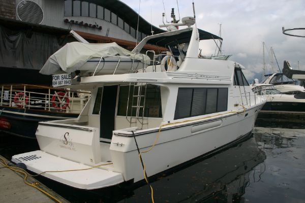 1999 Bayliner 4788 Pilothouse NO TAX Boats Yachts For Sale