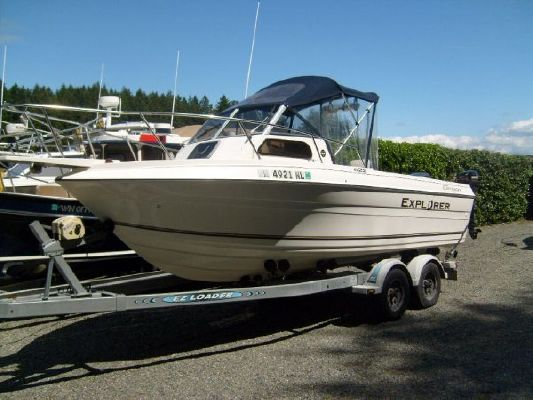 1999 Campion 622 Explorer Boats Yachts For Sale
