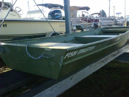 2000 Grumman FISHMASTER 1436 Boats Yachts For Sale