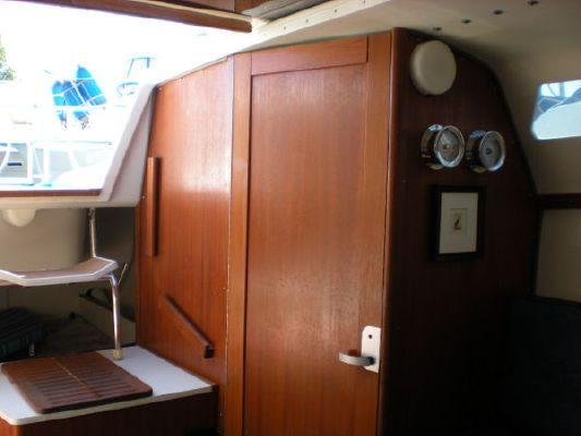 Catalina 22 Interior