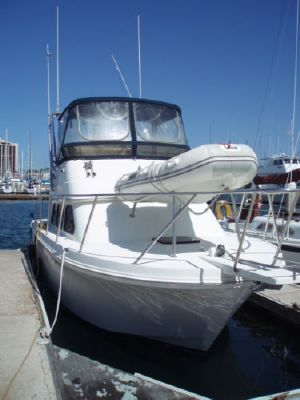 2001 Skipjack 30 Flybridge Boats Yachts For Sale