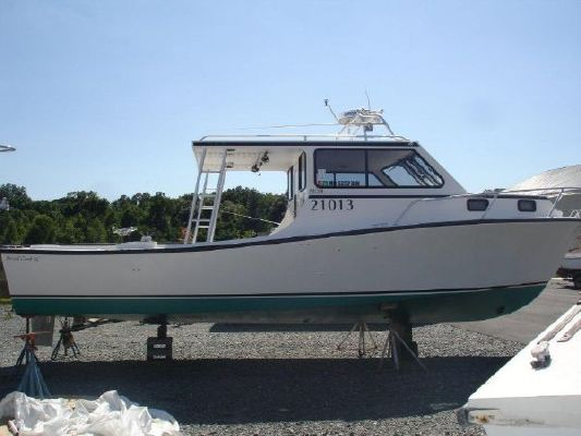 2005 Haddaway Custom Chesapeake 32 Boats Yachts For Sale