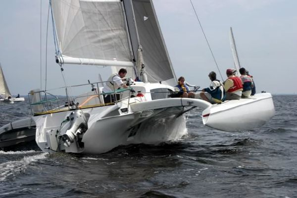 2006 Corsair 36 Trimaran Boats Yachts For Sale