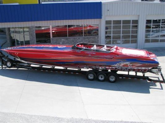 2006 Fountain 47 Lightning Boats Yachts For Sale