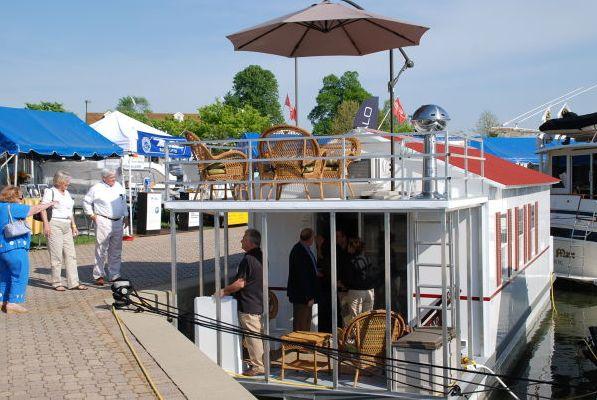 2008 Aqua Lodge LetsGoCruising Cottage Boats Yachts For Sale