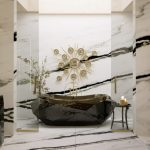 Gorgeous Black And White Marble Bathrooms You Won T Be Able To Resist